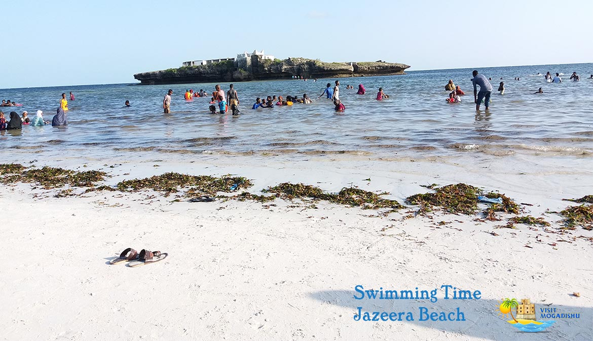 Jazeera Beach Best Popular Beach In Somalia Visit Mogadishu
